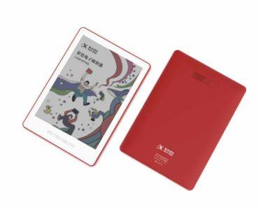 Nowy kolorowy czytnik ebooków iFlytek