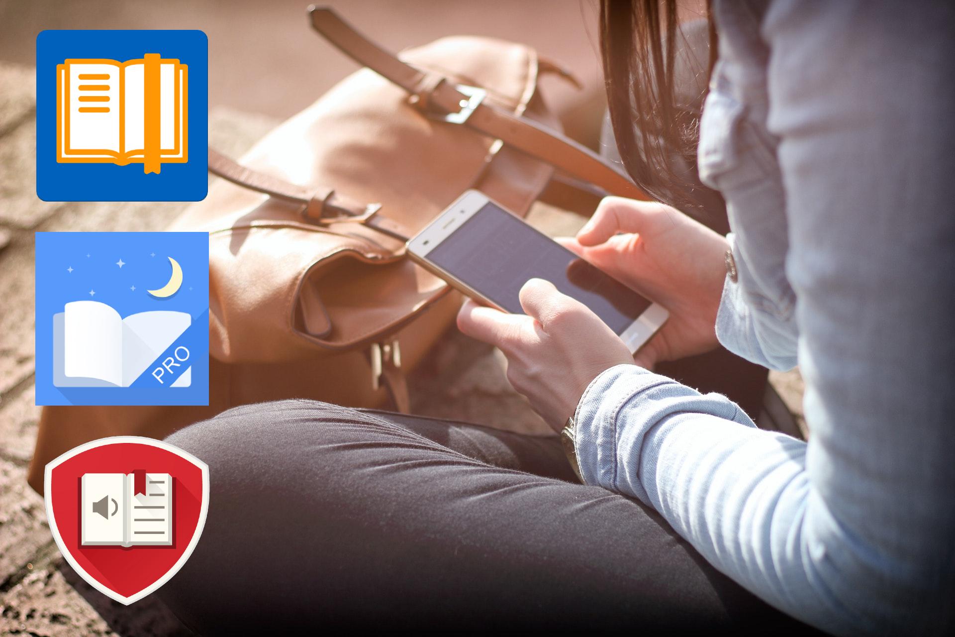 Porównanie najlepszych aplikacji do czytania ebooków na telefonie (ReadEra, eReader Prestigio, Moon+ Reader) - www.naczytniku.pl