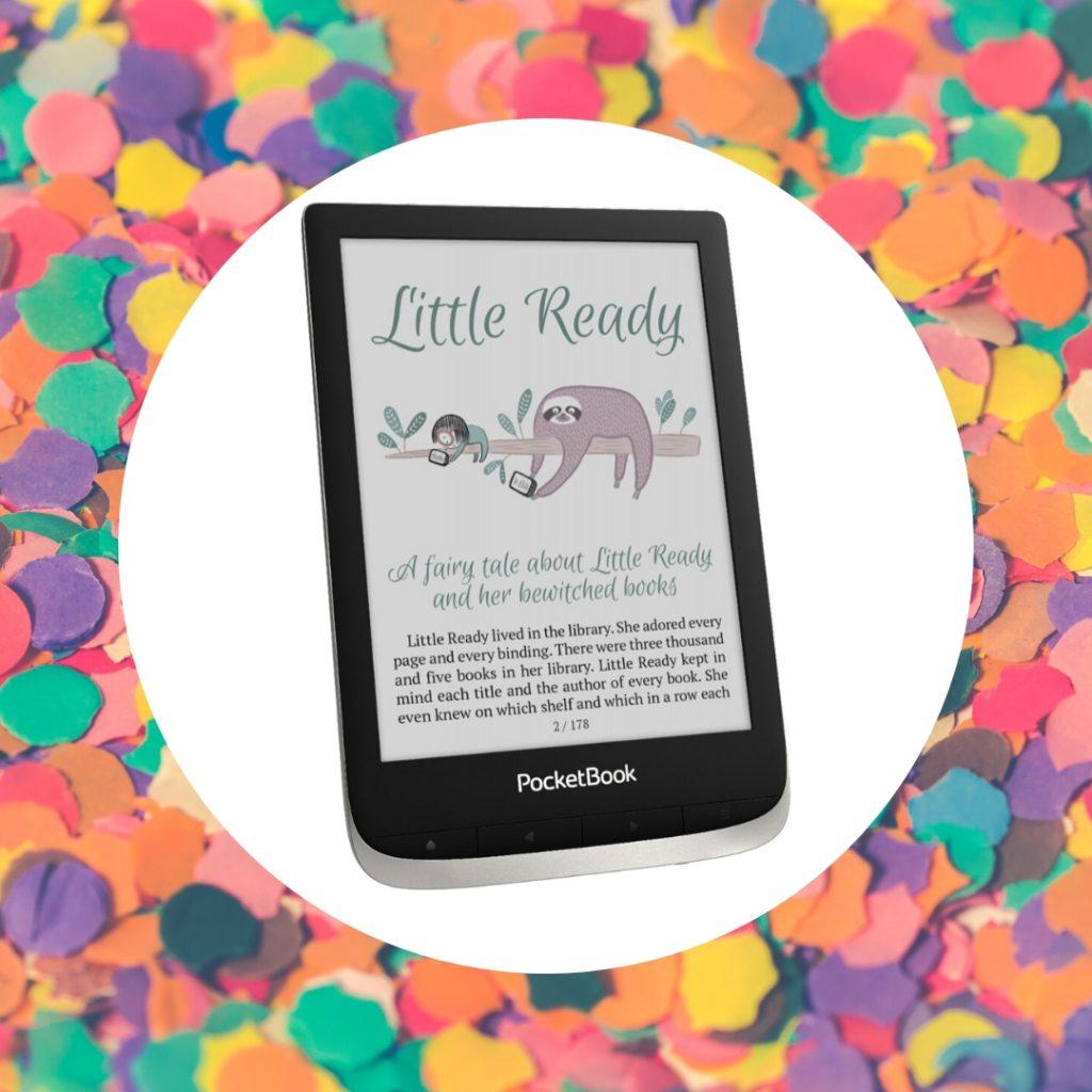 Nowy kolorowy czytnik ebooków PocketBook Color