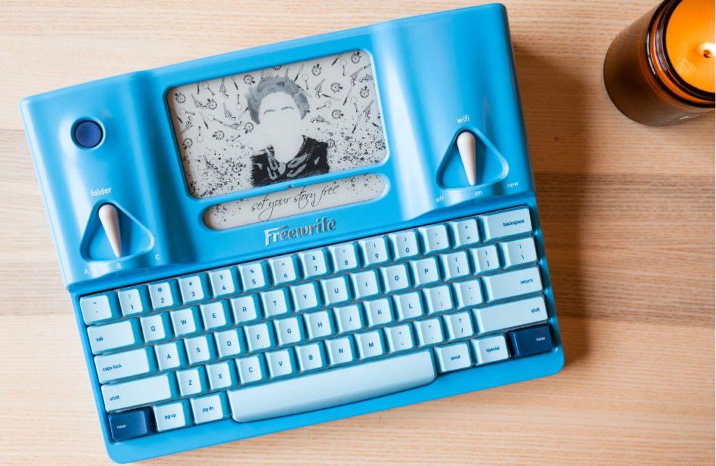 Klawiatura E Ink Freewrite 2 dla pisarzy, dziennikarzy i blogerów