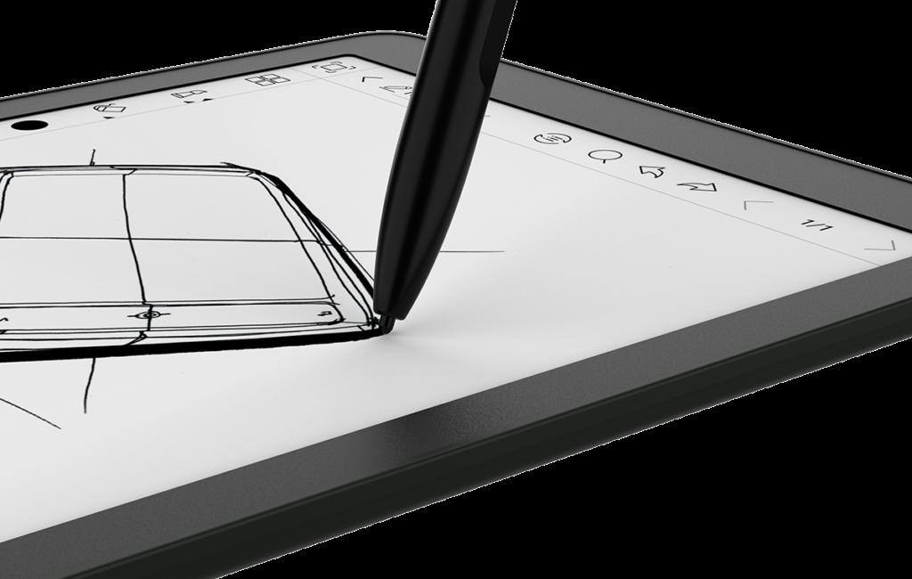 Robienie notatek na e-czytniku Onyx Boox Nova 2