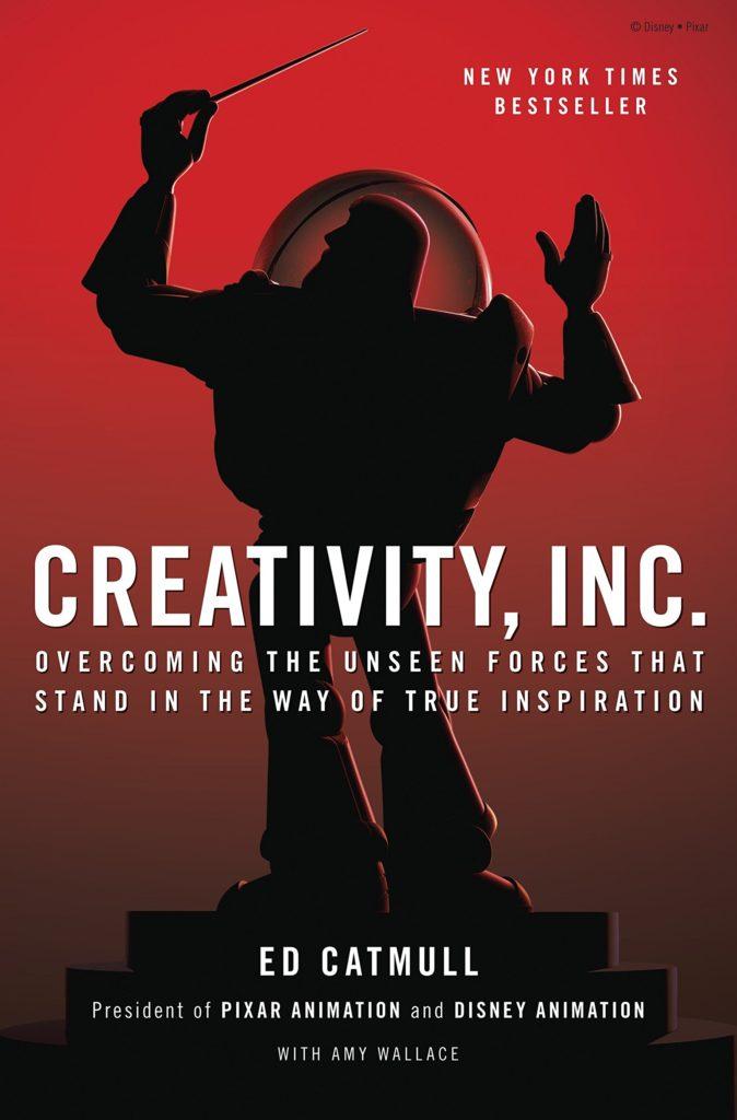 Amy Wallace, Ed Catmull – Kreatywność S.A. Droga do prawdziwej inspiracji