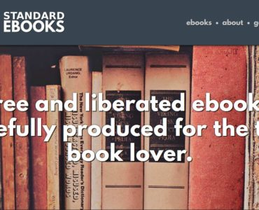 Ebooki do pobrania za darmo na stronie Standard Ebooks