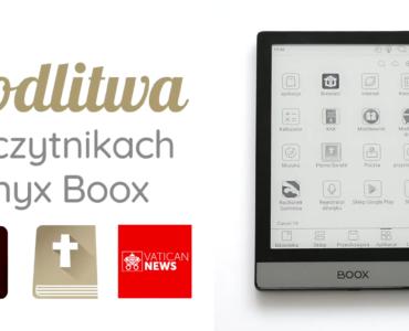 Najlepsze aplikacje dla Chrześcijan na czytniki ebooków