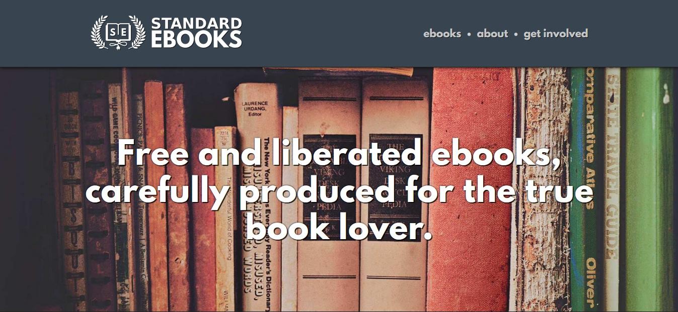 Projekt Standard Ebooks: darmowe ebooki w najlepszym wydaniu - www.naczytniku.pl