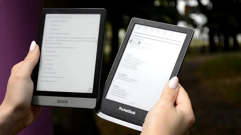 Podkreślenia i notatki na czytnikach PocketBook Touch HD 3 i Onyx Boox Poke 2