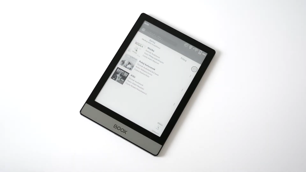 Twoja półka z audiobookami w aplikacji Storytel