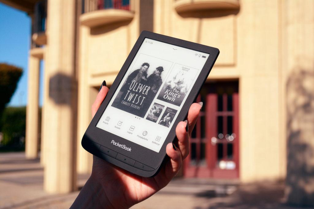 10 faktów o PocketBooku Touch Lux 5