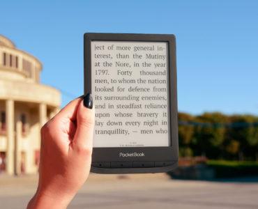 Czytnik ebooków PocketBook Touch Lux 5