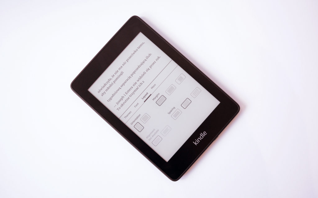 Kindle Paperwhite 4