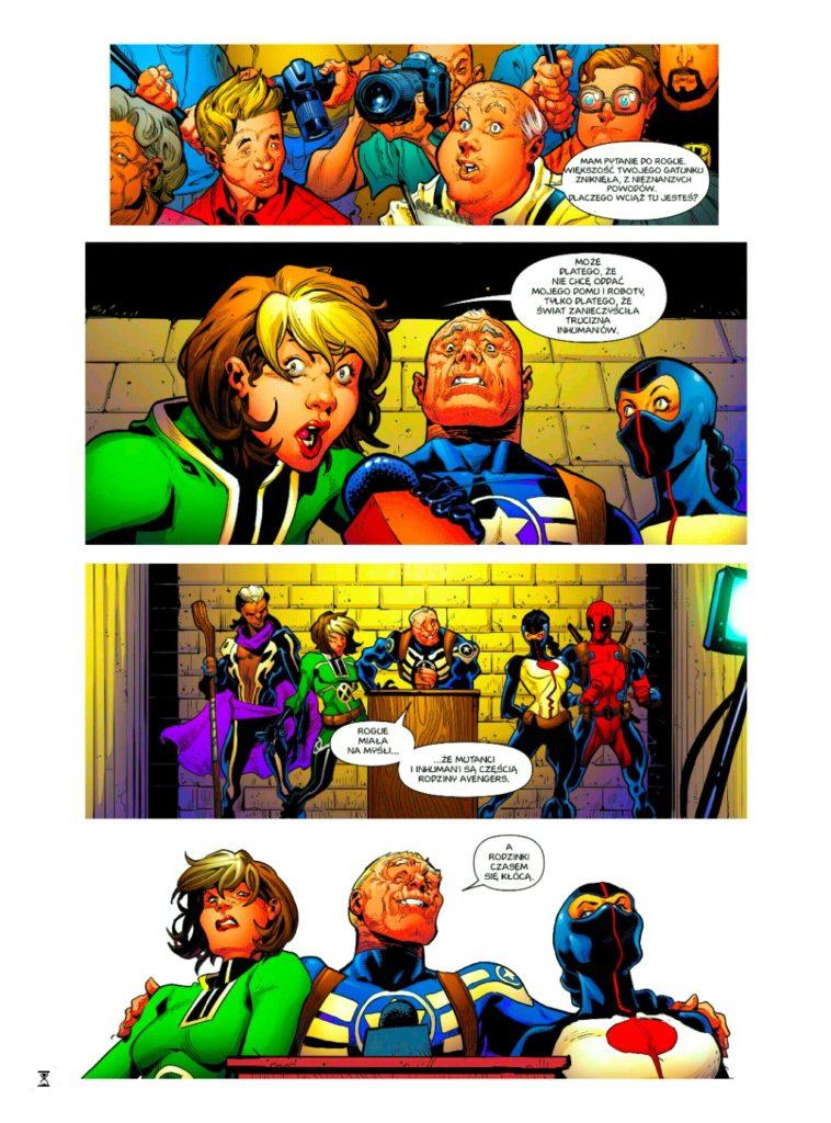 Komiksy na PocketBooku Color [zrzut ekranu]