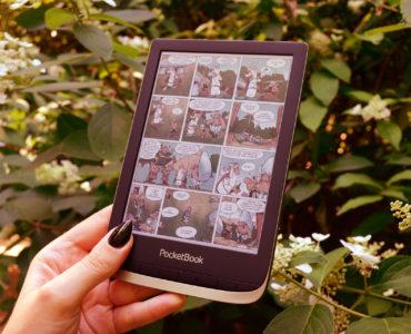 Dlaczego PocketBook Color jest świetny do czytania mangi i komiksów?
