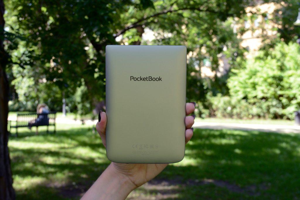 Tylna obudowa PocketBooka Color