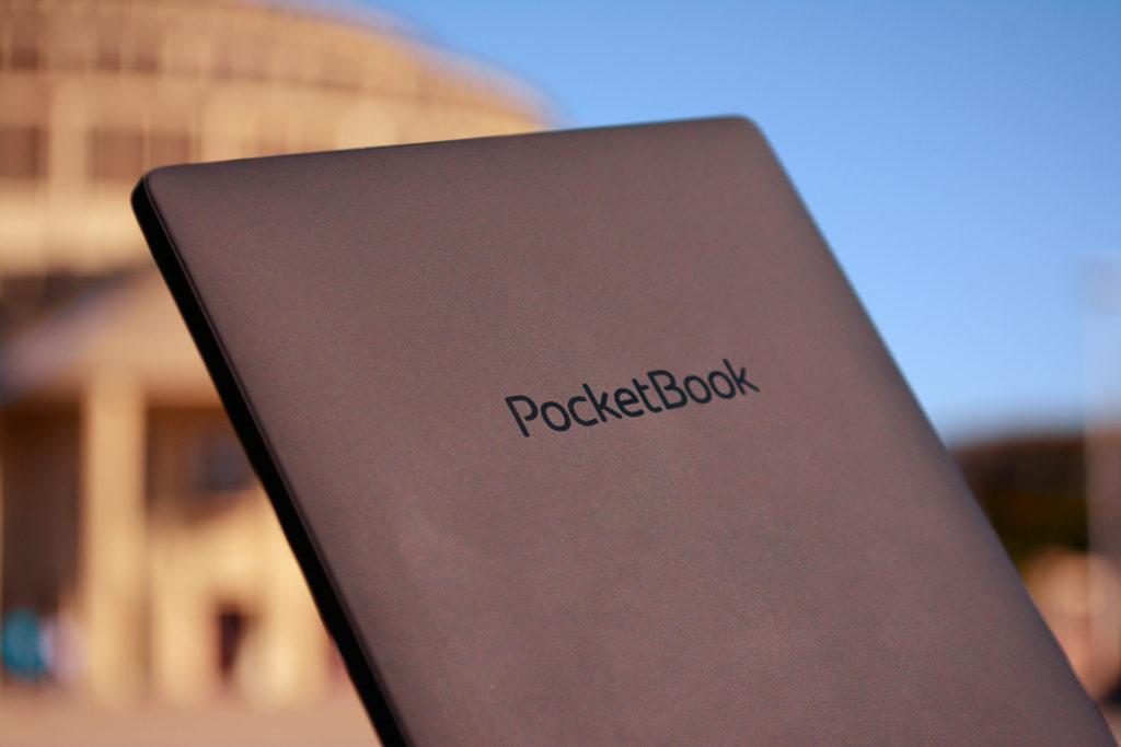 Tylna obudowa PocketBooka Touch Lux 5