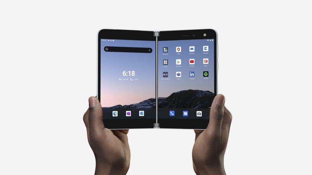 Smartfon Microsoft Surface Duo