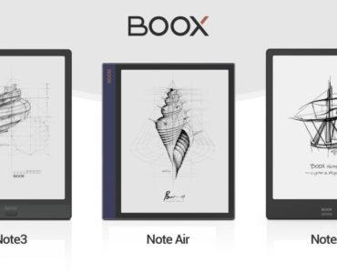 Onyx Boox Note 3 vs Onyx Boox Note Air vs Onyx Boox Note 2 [porównanie]