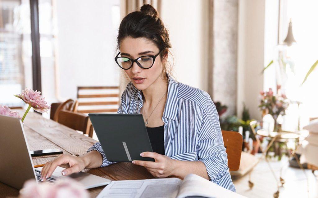 Czytanie ebooków na Onyx Boox Note 3