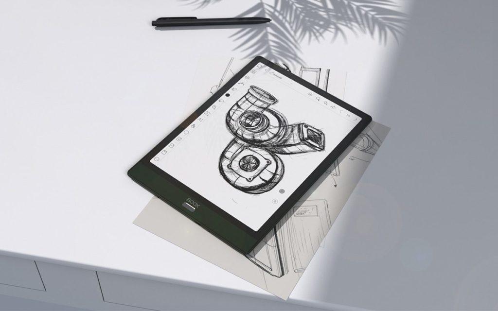 Edycja grafiki na Onyx Boox Note 3