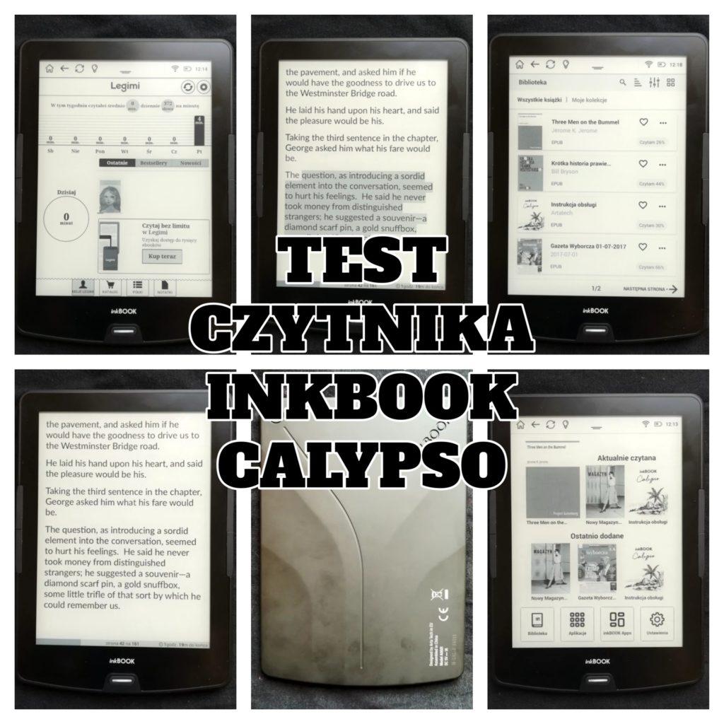 Test czytnika InkBOOK Calypso