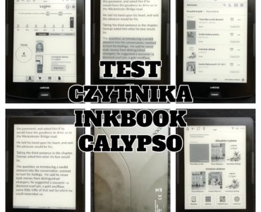 Test czytnika InkBOOK Calypso
