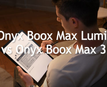 Onyx Boox Max Lumi vs Onyx Boox Max 3