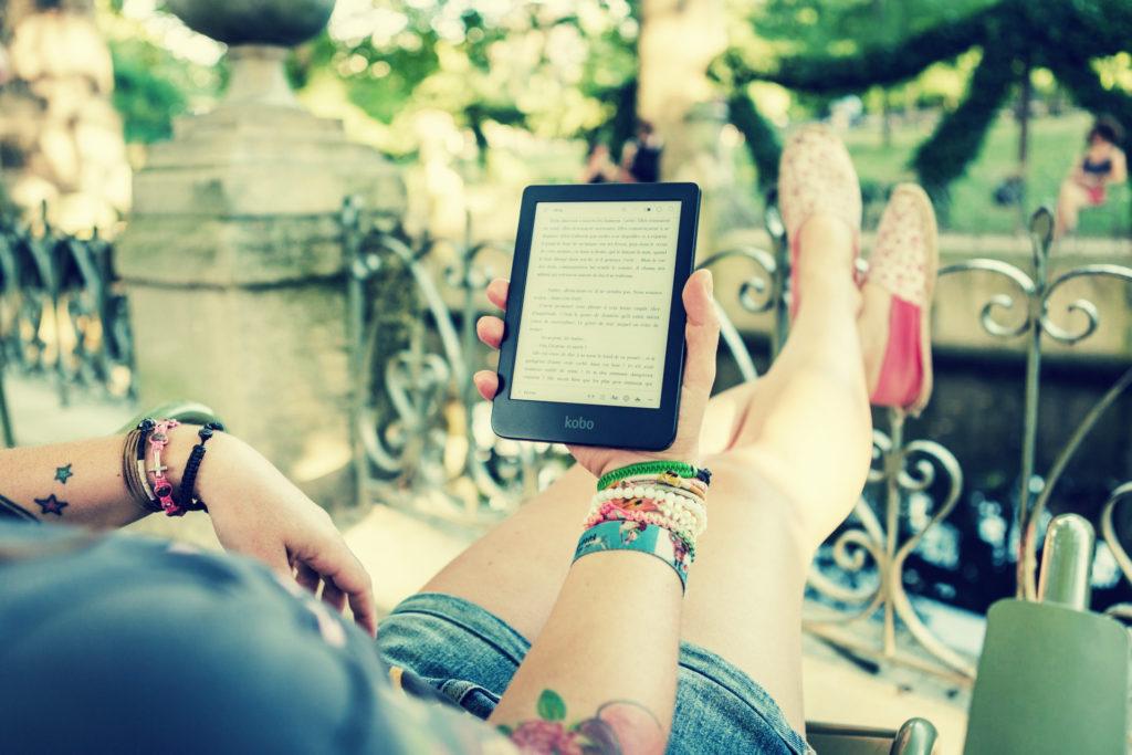 Czytnik ebooków Kobo