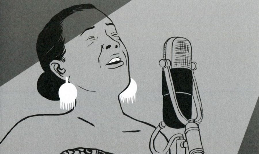 'Coltrane and Blues for Lady Day: The Story of Billie Holiday' Paolo Parisiego