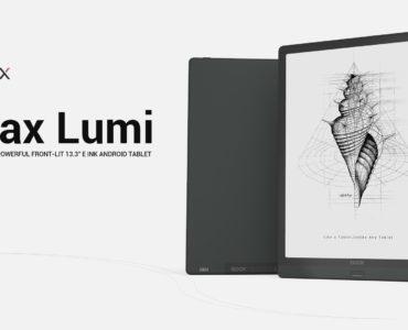 Test czytnika Onyx Boox Max Lumi
