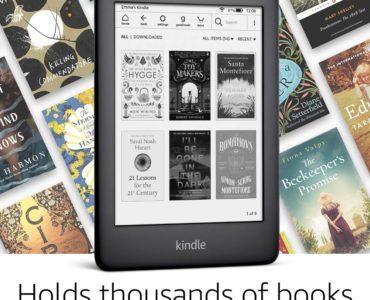 Nowa wersja Kindle 10 wkrótce w sprzedaży?