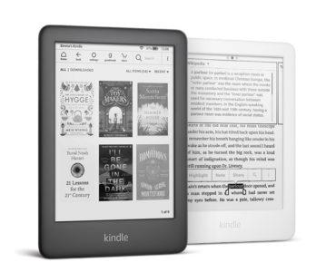 Więcej reklam na Kindle
