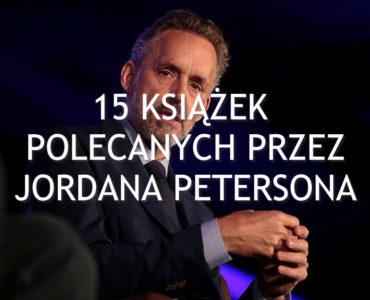 15 książek polecanych przez Jordana Petersona