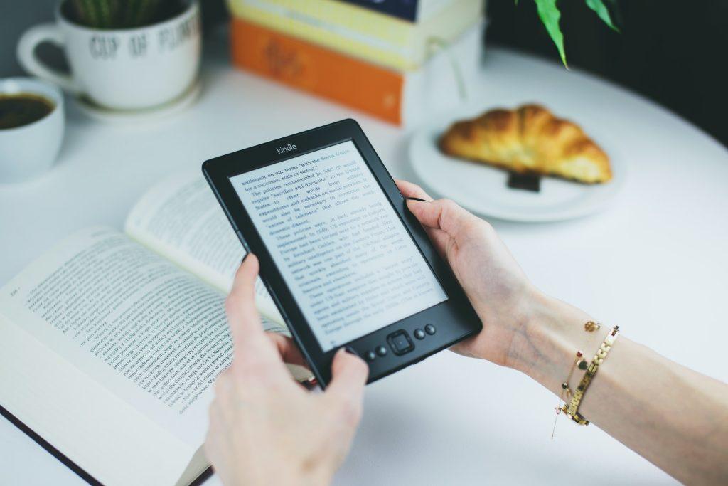 Zakup czytnika ebooków
