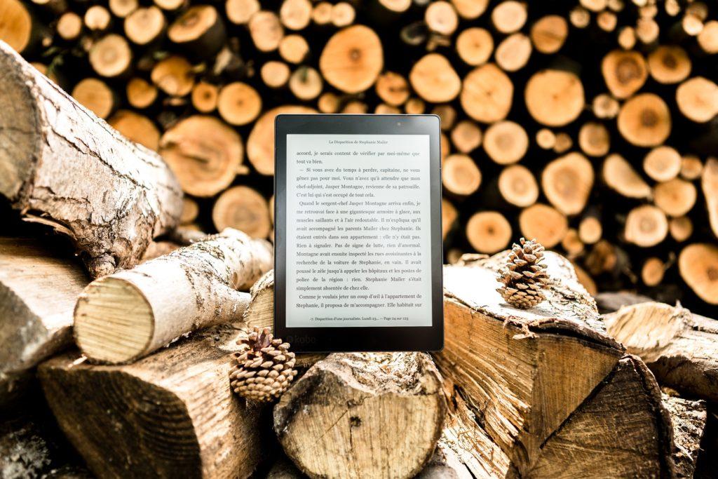 Obsługa czytnika ebooków Kobo