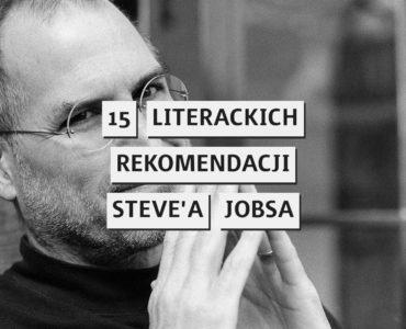 15 książek polecanych przez Steve'a Jobsa
