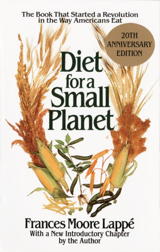 Frances Moore Lappé – Diet for a Small Planet