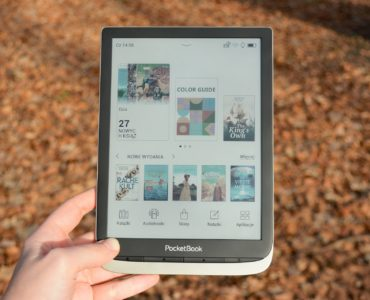 Test czytnika PocketBook InkPad Color