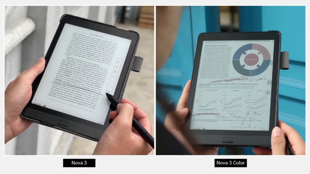 Co trzeba wiedzieć o e-papierze Kaleido Plus Color?