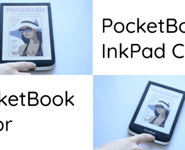 PocketBook Color vs PocketBook InkPad Color