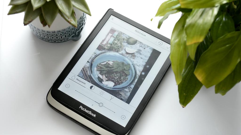 Książki w abonamencie na czytniku PocketBook InkPad Color