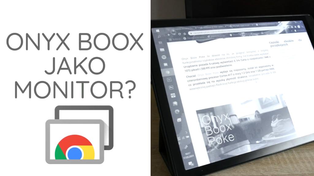 Jak zmienić czytnik ebooków w zdalny pulpit?