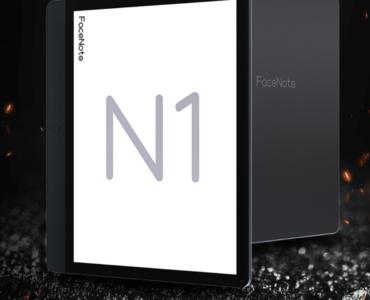 Poznaj 10.3-calowy tablet E Ink Facenote N1