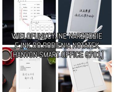 Wielofunkcyjne narzędzie do robienia notatek [Hanvon Smart Office 9701]