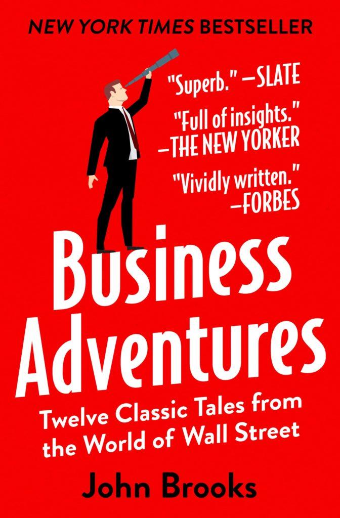 John Brooks – Przygody przedsiębiorców