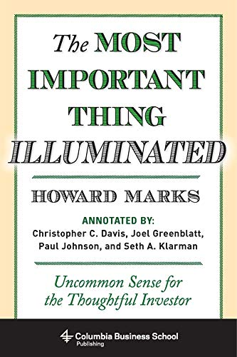 Howard Marks – Najważniejsza rzecz