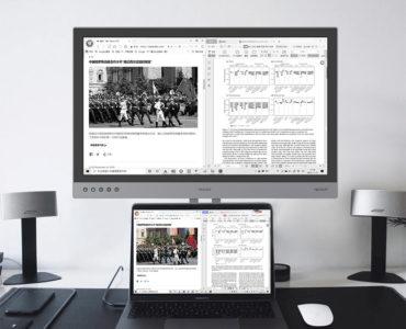 25-calowy monitor E Ink Dasung Paperlike 253