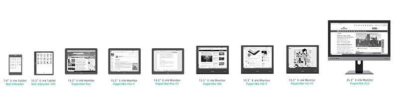 Monitor E Ink Dasung Paperlike 253