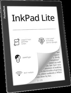 Czytnik PocketBook InkPad Lite